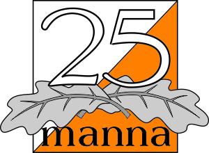 25manna logo
