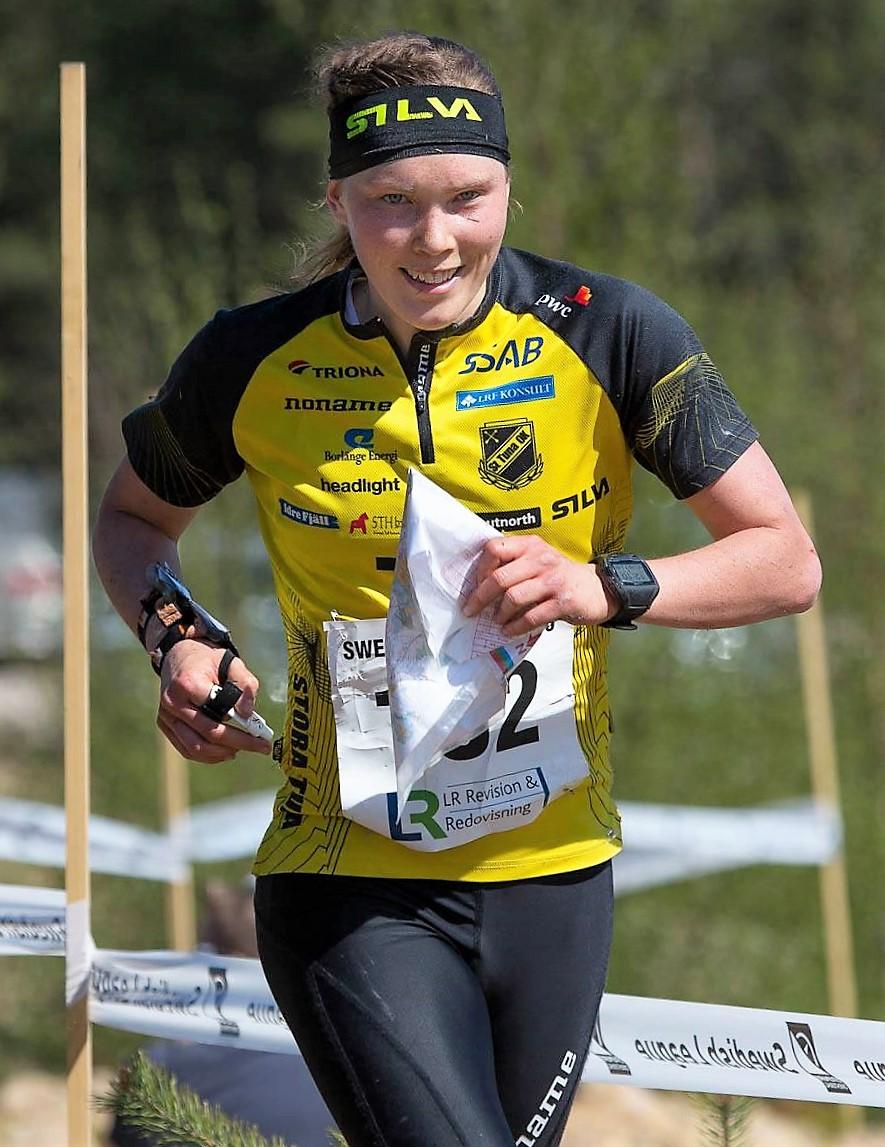 Tove Alexandersson Swedish league final 2016