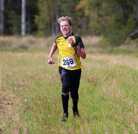 Viktor Svensk Foto: Skogssport