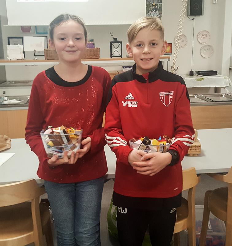 Stora Tunas skogsflickors/skogskarlars pris gick 2016 till de båda så duktiga 11:a åringarna Nora Cederberg Löwgren & Helmer Jöhnemark, ett stort grattis!