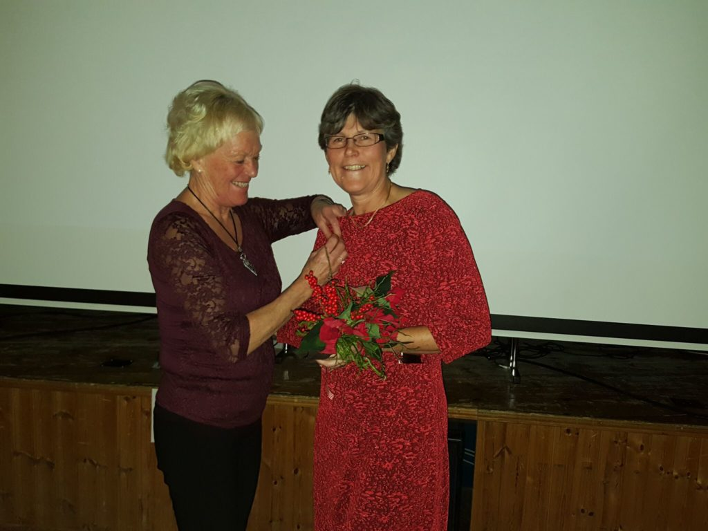 Ing-Marie Mozelius & Mari Louise Lundgren.